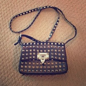 Authentic Valentino spikes studs bag