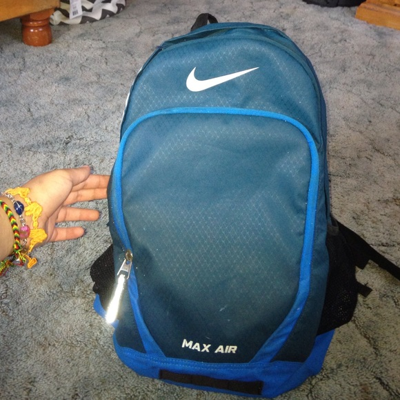 8860777cd42 Nike Bags   Air Max Backpack   Poshmark