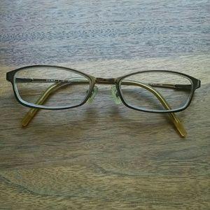 DKNY Eyeglass Frames DY5551 Brown