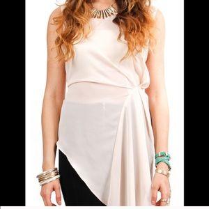 Tops - Asymmetric trendy tunic top