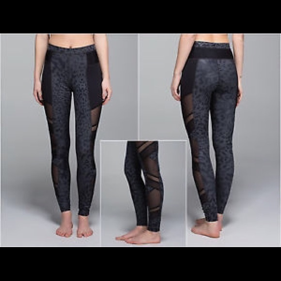 "84783e200 lululemon athletica Pants - Lululemon Limited Edition Legging  ""Just Breathe"