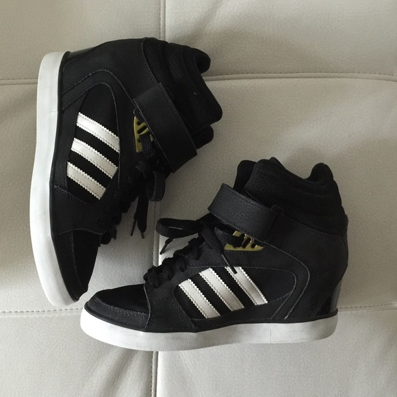 d1b7259e Adidas Original basket profi up sneakers👍🎶