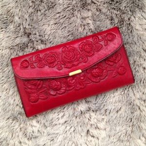 Spanish Rose Wallet