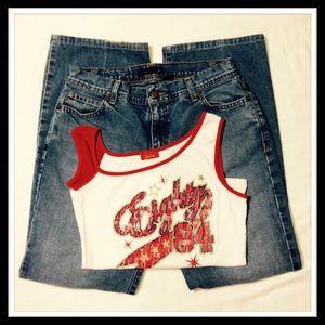 J. Crew jeans, size 4