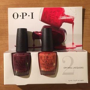 Brand New OPI nail polish set