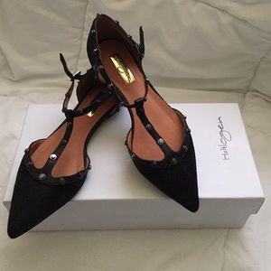 44 Off Halogen Shoes Halogen Olson Pointy Toe Studded