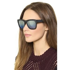 3.1 Phillip Lim Accessories - 3.1 PHILLIP LIM X Linda Farrow Marbled Sunglasses