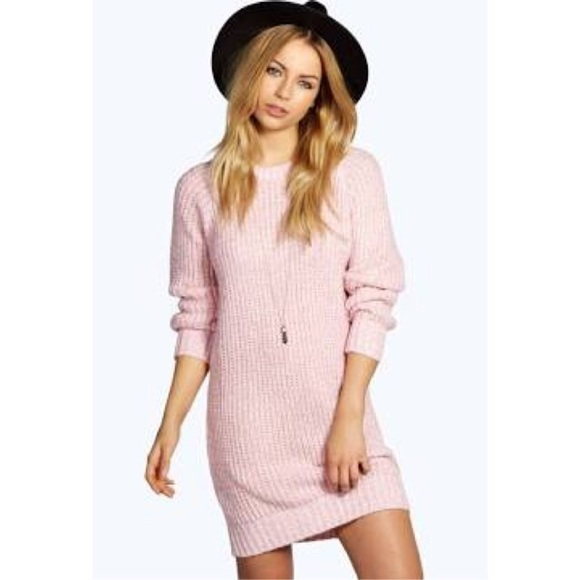 Brandy Melville - 💘HOST PICK 💘 Pink sweater dress from Alexa's ...