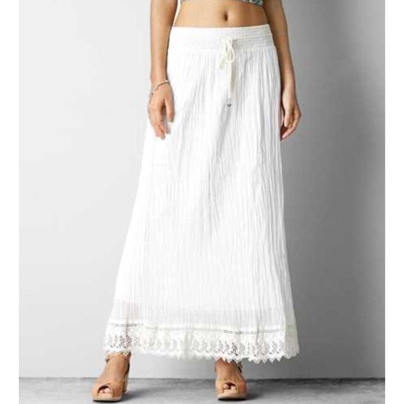 cd42d9f88 Skirts | High Waisted Gypsy Skirt | Poshmark