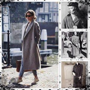 Aquascutum London Jackets & Blazers - 🎉HOST PICK X2🎉Classic Vintage! The Queens Coat😜