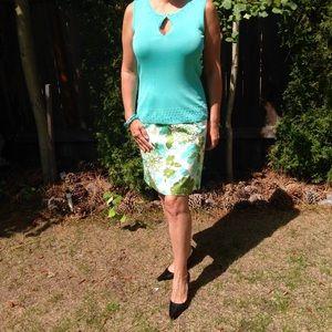 ‼️REDUCED‼️ Valerie Stevens skirt w/matching top