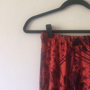 ASOS Bodycon Midi Skirt