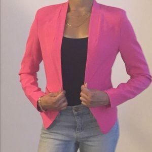 OVI Hot Pink Blazer