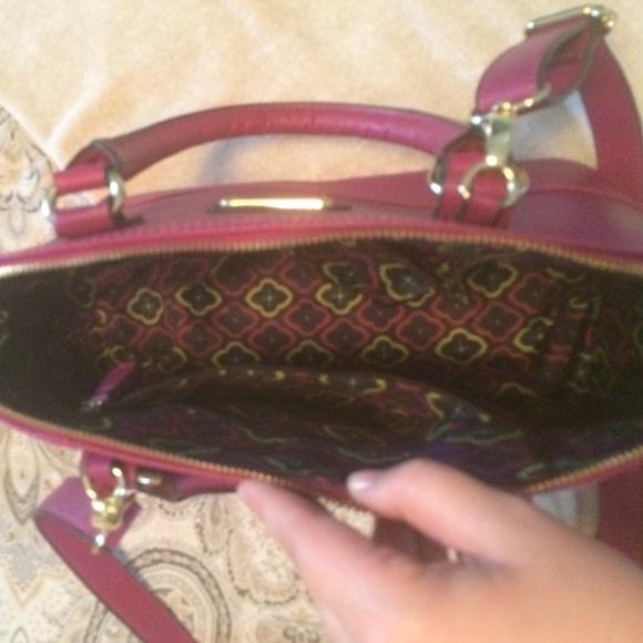Anne Klein Bags - Fuchsia Anne Klein handbag