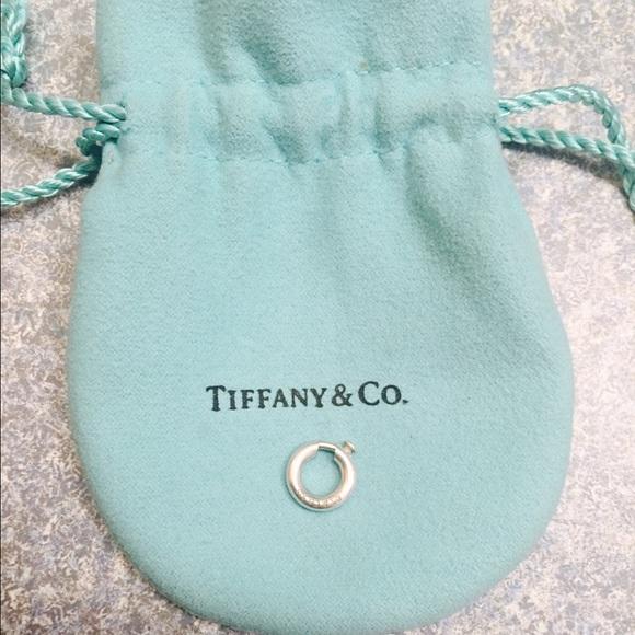 9c88ad2a1e686 Authentic Tiffany & Co. Jump Ring
