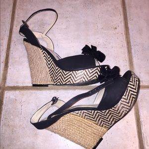 C Label wedges SALE!