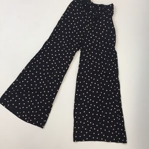 H&M Pants - Polka Dot Wide Leg Trousers
