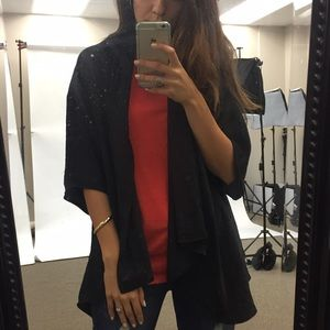 Forever 21 Jackets & Blazers - Classic Black Cardi