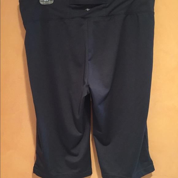 Athletic Works - Athletic Works Dark Grey Capris From -6596