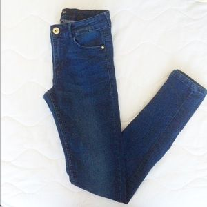 H&M Denim - Dark Wash Skinny Jeans