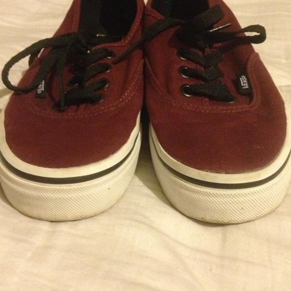 3ea3fa4a5aa970 maroon van shoes sale   OFF76% Discounts