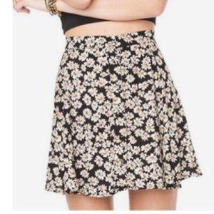 Brandy Melville Luma Daisy Skirt