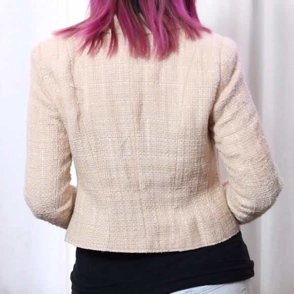 Forever 21 Jackets & Coats - 💙SALE❤️ Tweed Moto Jacket