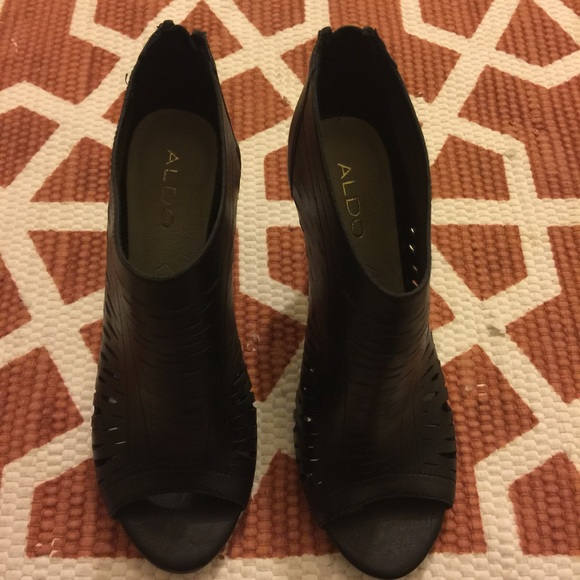 Aldo Peep toe boots Outlet Brand New Unisex Low Price Fee Shipping For Sale Cheap With Mastercard Cheap Countdown Package ySR5yUp
