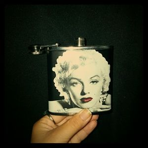 Other - Marilyn Monroe Flask