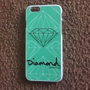 check out e8b95 68d24 Diamond Supply Co iPhone 6 Hard Case