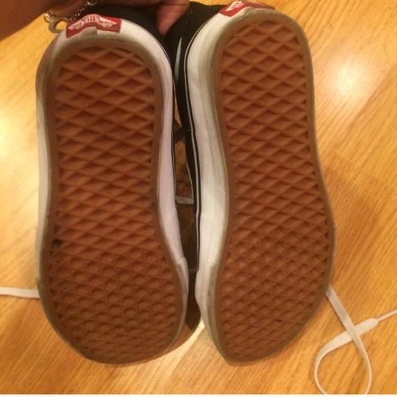 Furgonetas Mujeres De Los Zapatos Skool Viejo Altos Tops amGdLQ6m4r