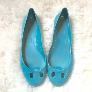 Marc Jacobs Shoes - Marc Jacobs Jelly Ballet Flats