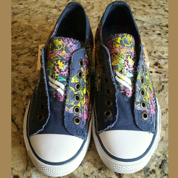 71 ed hardy shoes ed hardy slip on shoes from