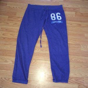 75 Off Victoria S Secret Pants Victorias Secret Crop
