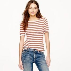 J. Crew Tops - JCrew fitted painters tee