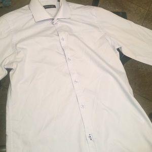 River island botton up shirt