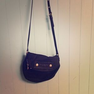 Marc Jacobs nylon satchel
