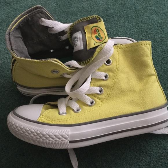 Converse Other - Converse little girls size 11 1f1021b74