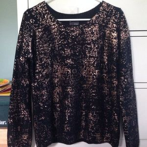 NWT Sparkle & Fade sweater