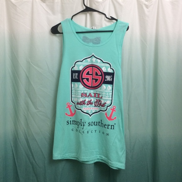 b3696abf4d72db Simply southern collection tank top