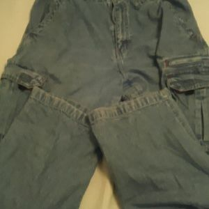 Other - Men's cargo jeans