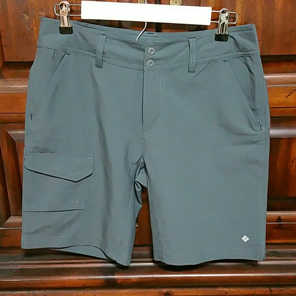 3aecbb2f7a Columbia Shorts | Womens Dark Grey Quick Dry | Poshmark