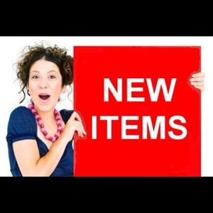 Tops - Many new items have been added