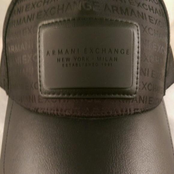 Armani Exchange Accessories - Armani Exchange Hat 0ba7aa2d2a90