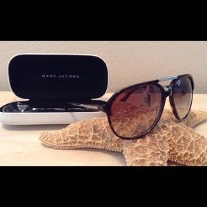 Marc Jacobs Accessories - MARC JACOBS unisex aviator sunglasses #MJ 327/S