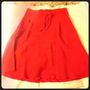 Ralph Lauren A-line Skirt