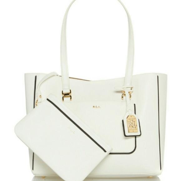 adc6d91f68 Lauren by Ralph Lauren Dorset Shopper Bag