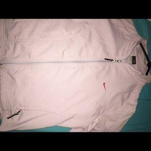 medium Women's Nike track jacket