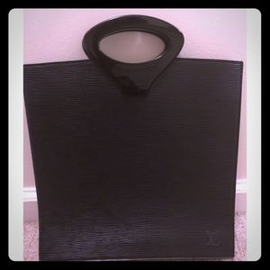Authentic Louis Vuitton Epi Ombré Noir (Rare)