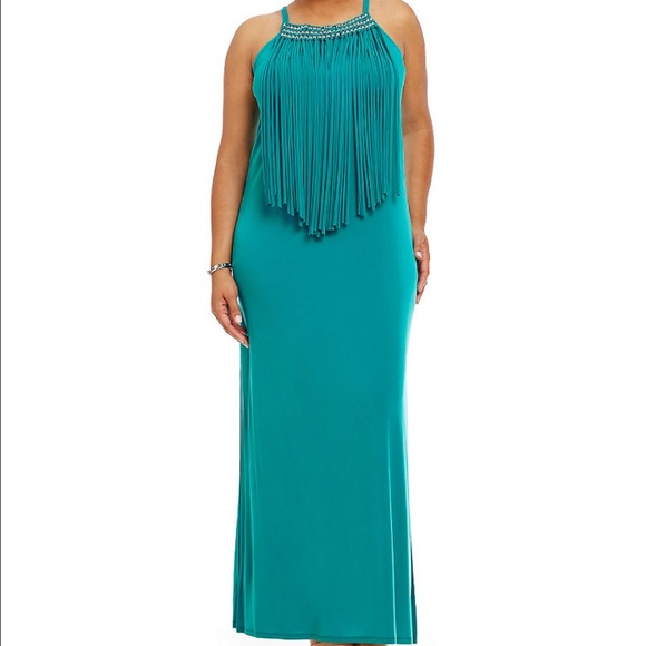 40% off Michael Kors Dresses & Skirts - Sexy Turquoise Michael ...